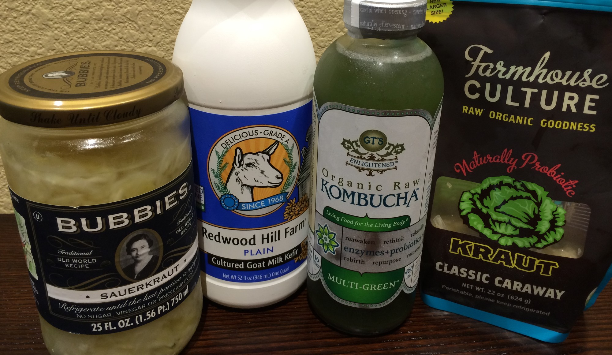 Chasen Fitness Putting The Ferment In Probiotics
